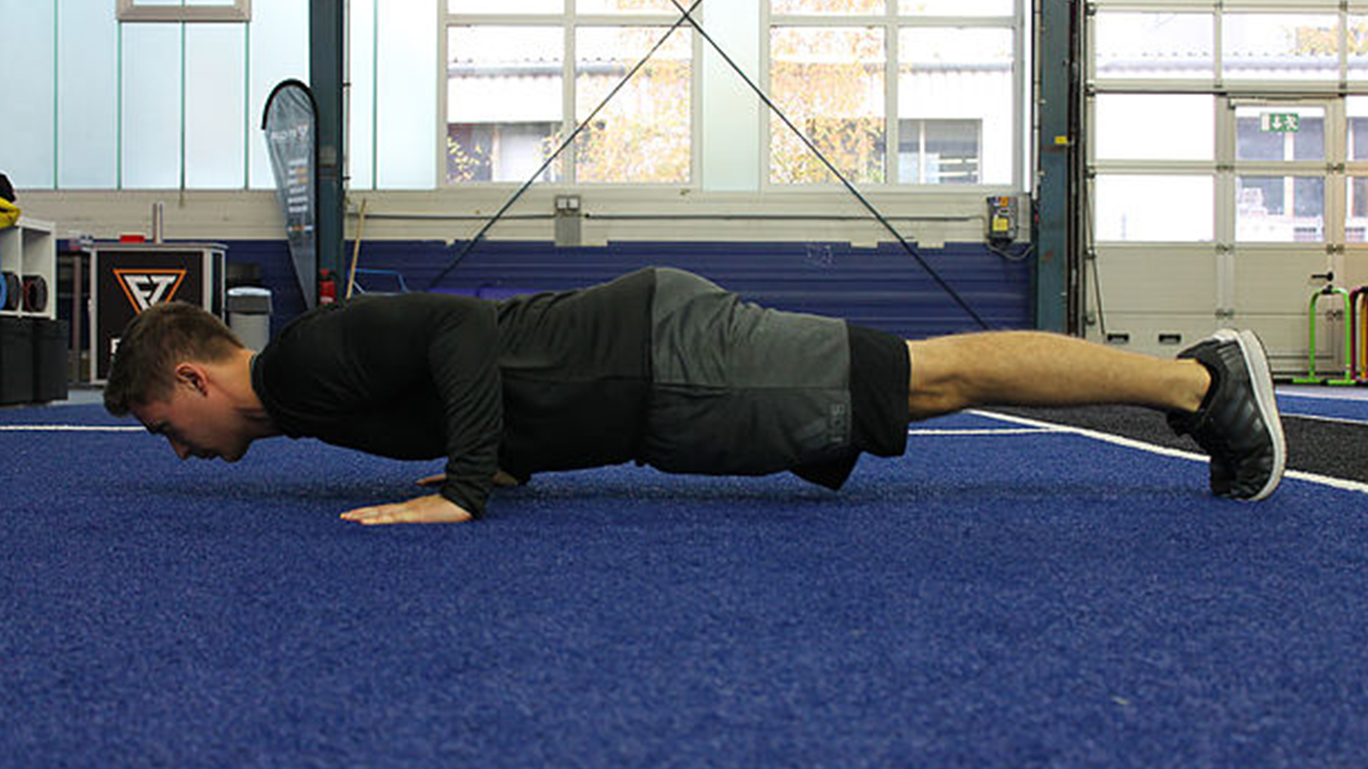 Improve your Push Up