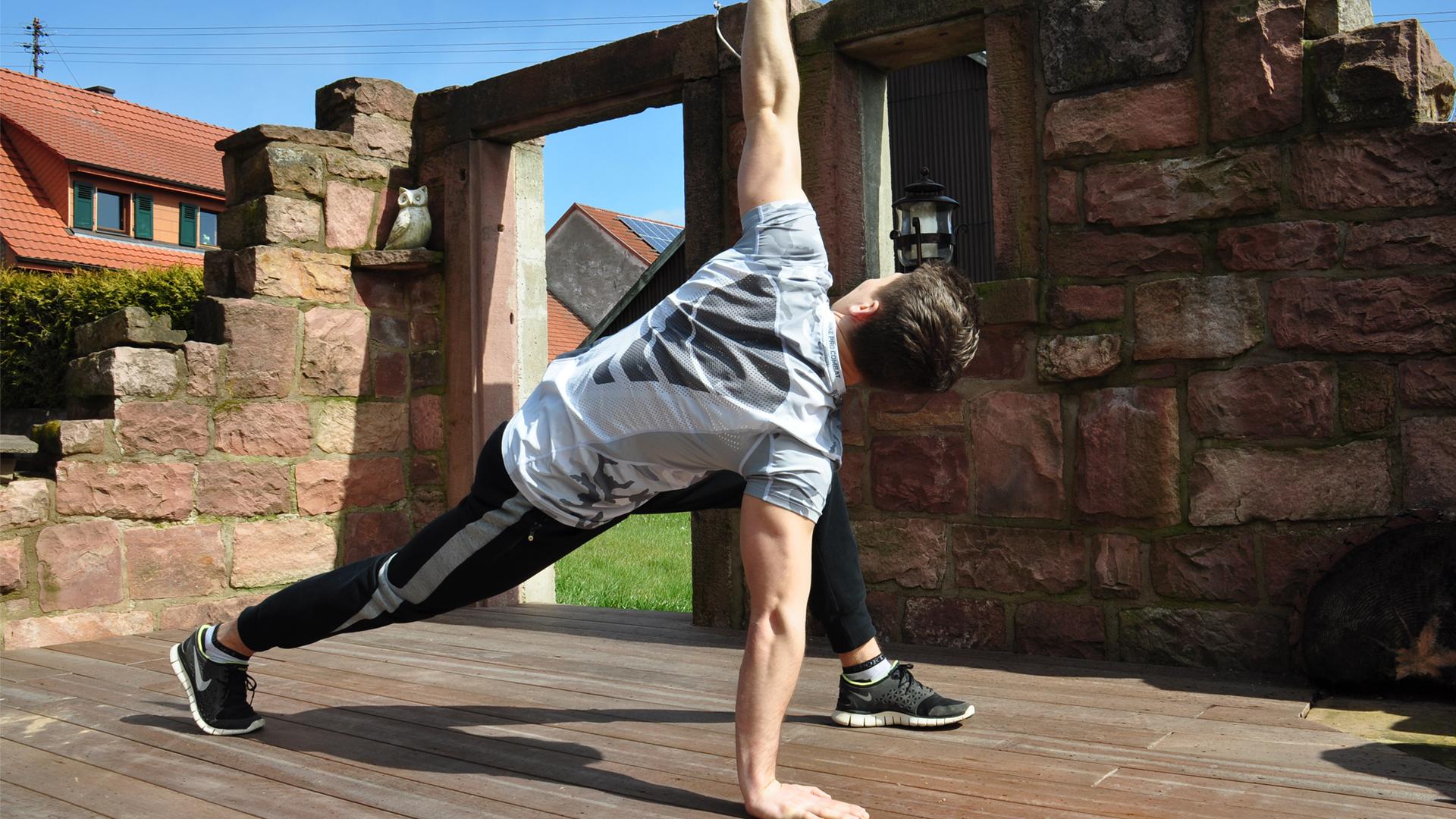 Bodyweight-Training für Zuhause