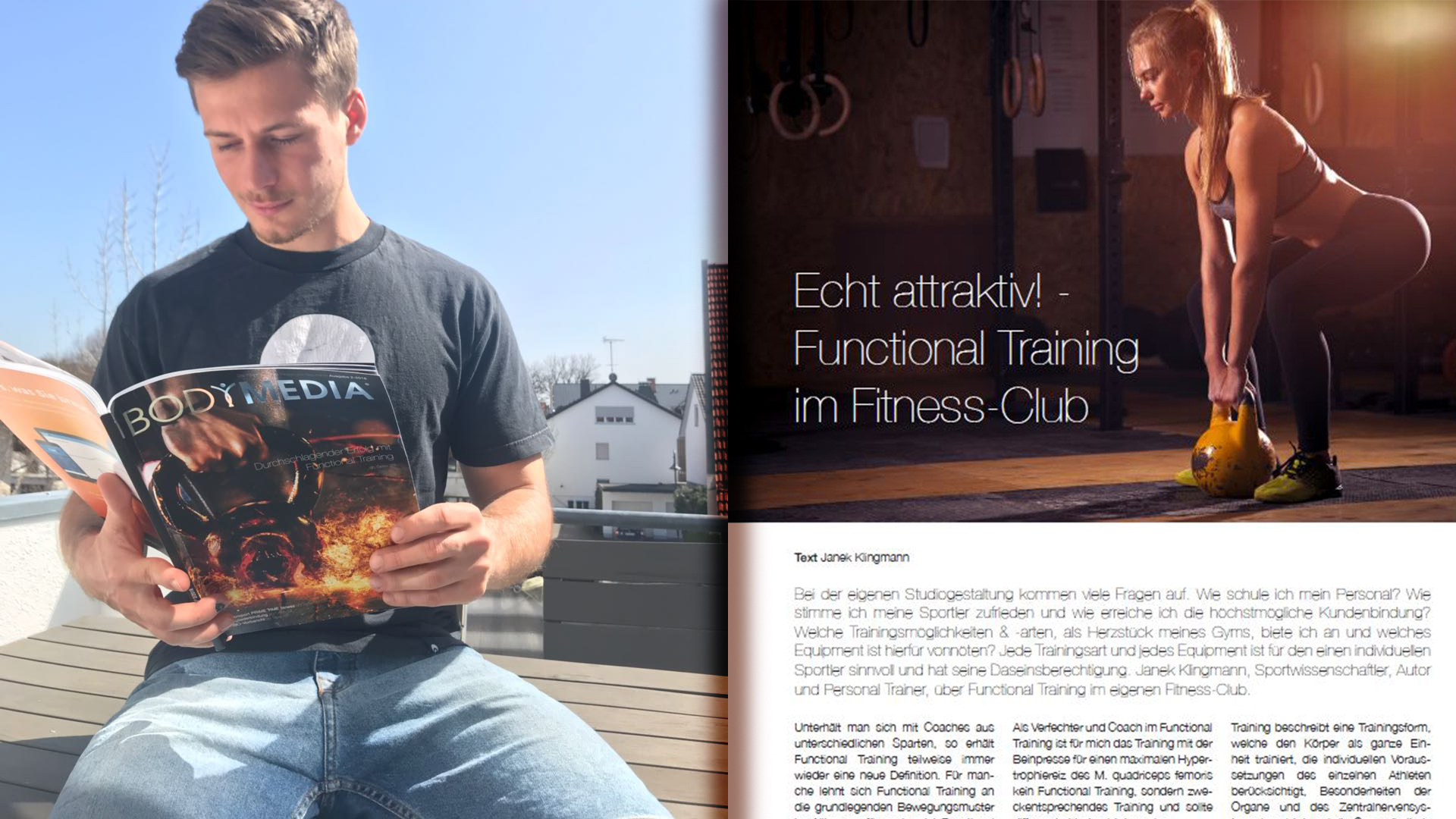 Echt attraktiv! – Functional Training im Fitness-Club
